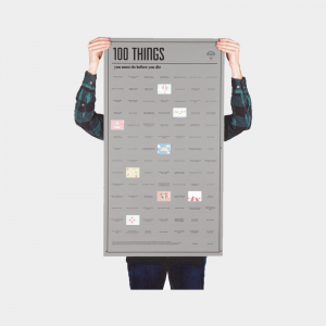 Doiy 100 things site